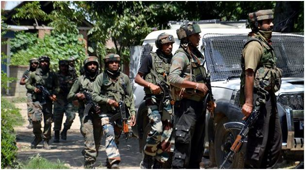 Army soldier turned militant, his associate killed in Shopian gunfight