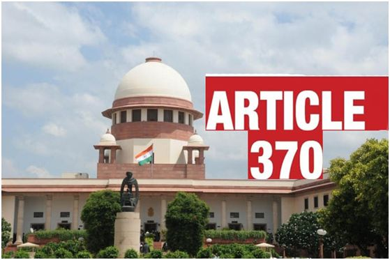 SC refuses to hear fresh petition challenging Article 370