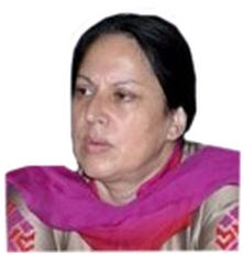 Asiya Naqash reviews arrangements for Eid-e-Milad-Un Nabi at Hazratbal