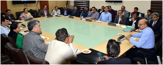 CS exhorts administrative secys to ensure time bound implementation of flagship projects