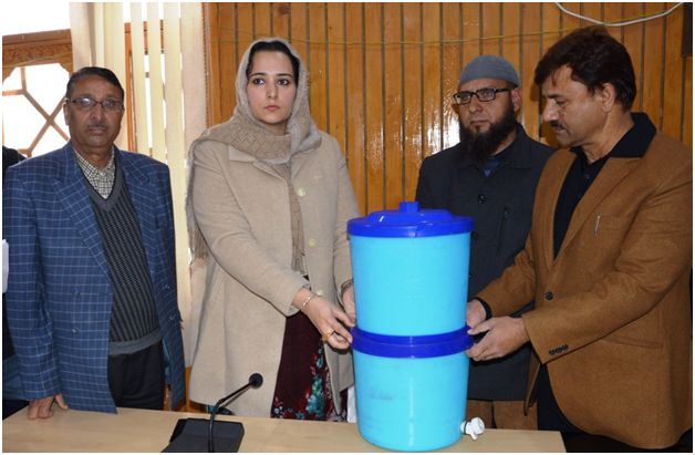 DC Budgam bats for usage of clean, boiled water