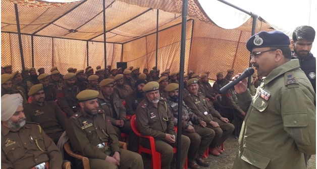 Work together to ensure peaceful conduct of upcoming election: DGP