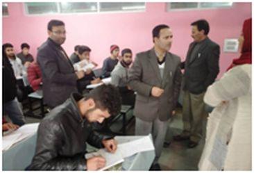 DSEK replaces inspector examination after complaints