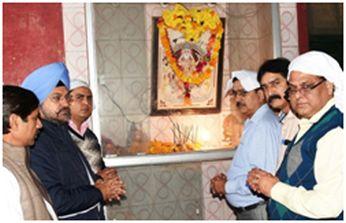 Deptt of Agriculture Jammu celebrated Vishwakarma day