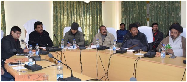 First Annual day Fest-2018 inaugurated at Kargil