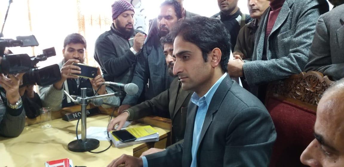PC's Junaid Matoo elected Mayor SMC