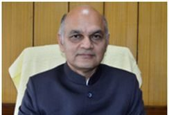 K K Sharma assumes office as Advisor to Guv