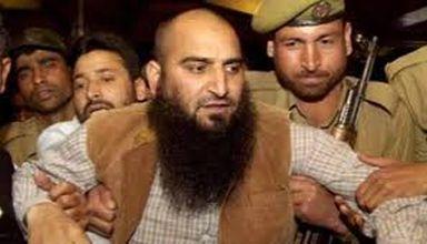 Masarat Alam shifted back to Kotbalwal after hearing in Srinagar