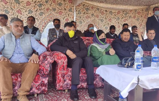 People, not ideas can be caged: Mehbooba