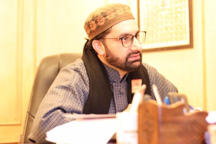 We standby Mirwaiz at this time, say Ulemas