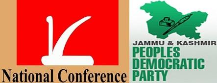 Majority community misrepresented in Satya Pal's mini cabinet: NC, PDP
