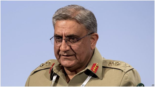 Adopt course of peace for dialogue: Pak Army Chief tells India