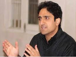 Junaid Mattu files nomination for Mayor of Srinagar as PC Candidate