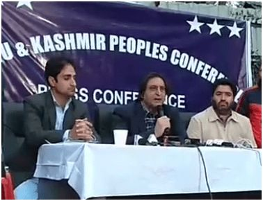Srinagar City turned into swarm: Sajjad Lone