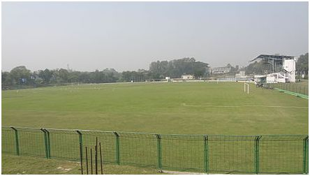Under repaired Bakshi Stadium forced JK to host I-League match at TRC's unfit ground