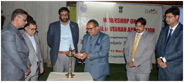 J&K legislature to soon have National e-Vidhan Application